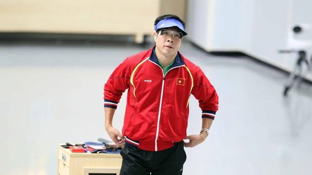 Hoàng Xuân Vinh bị loại sớm ở nội dung giành HCV Olympic